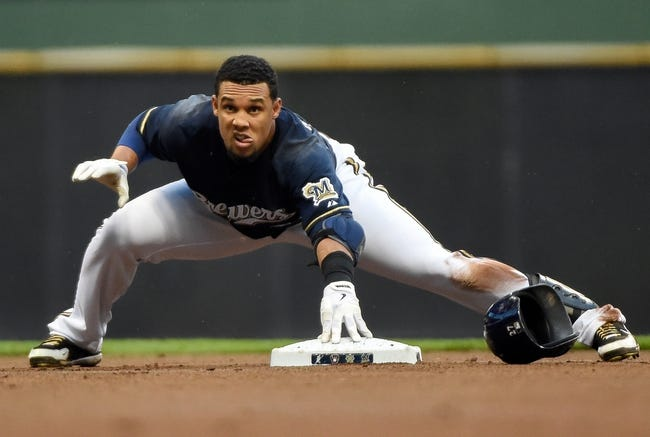 Milwaukee Brewers vs. Toronto Blue Jays Pick-Odds-Prediction - 8/20/14