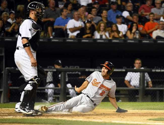 Baltimore Orioles vs. Chicago White Sox - 4/27/15 MLB Pick, Odds, and Prediction
