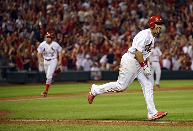 St. Louis Cardinals vs. Cincinnati Reds 8/20/14 MLB Pick, Odds, Prediction