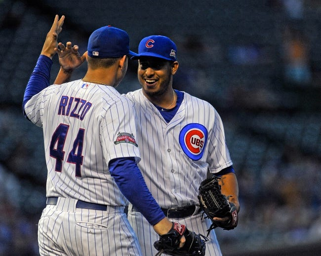 Chicago Cubs vs. Baltimore Orioles MLB Pick, Odds, Prediction - 8/24/14