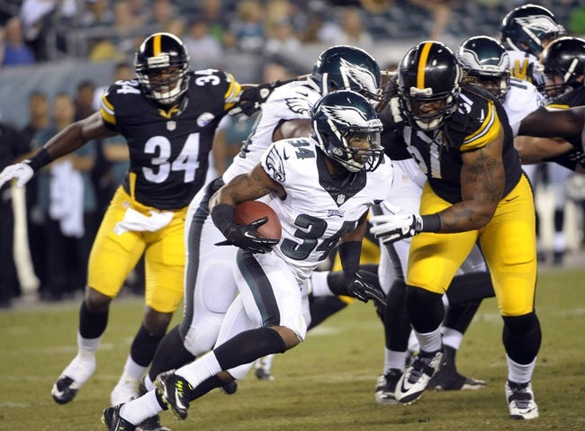 Philadelphia Eagles at Pittsburgh Steelers - 8/18/16 NFL Pick, Odds, and Prediction