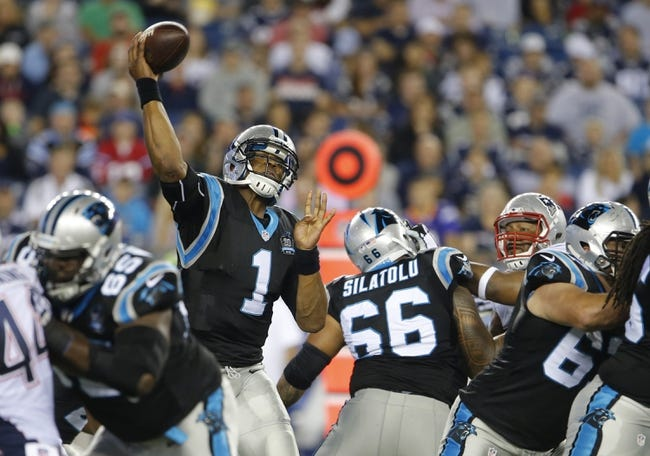 Carolina Panthers vs. Detroit Lions Free Pick, Odds, Prediction 9/14/14