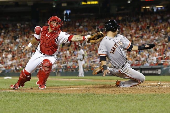 Washington Nationals vs. San Francisco Giants MLB Pick, Odds, Prediction - 8/23/14