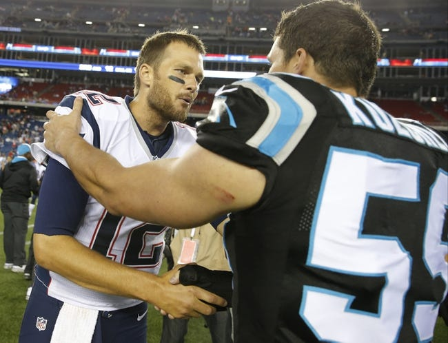 Patriots vs. Panthers - 8/28/15 NFL Pick, Odds, and Prediction
