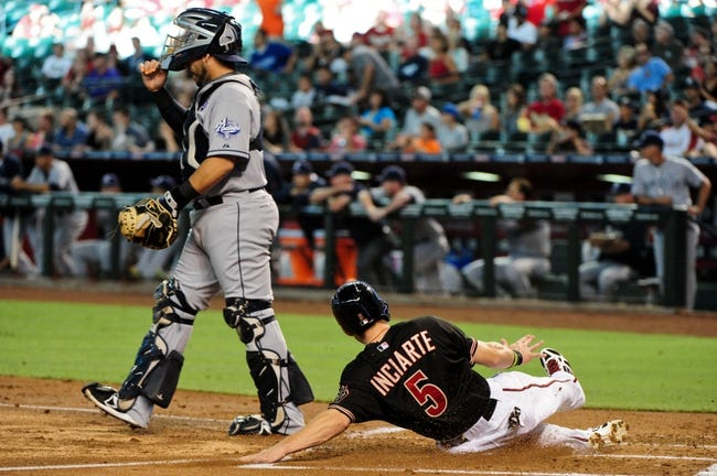 San Diego Padres vs. Arizona Diamondbacks Pick-Odds-Prediction - 9/4/14