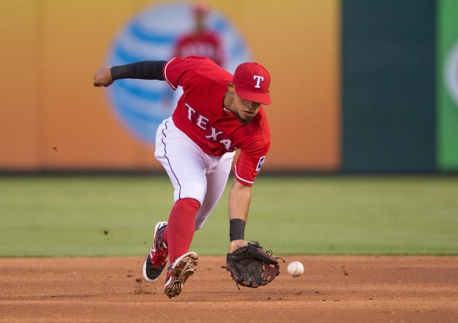 Texas Rangers vs. Kansas City Royals Pick-Odds-Prediction - 8/24/14