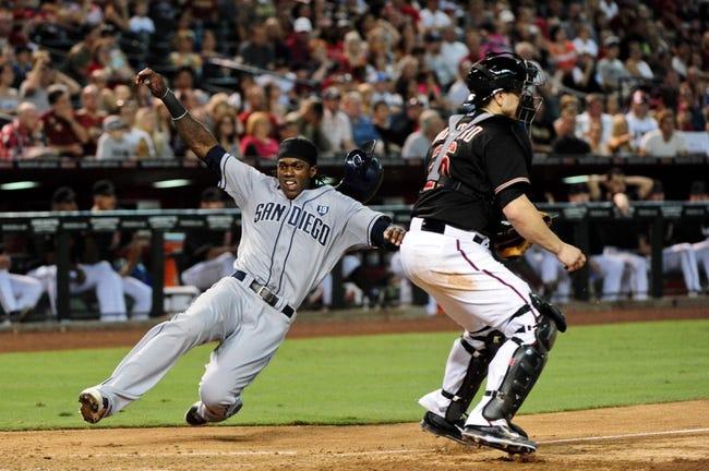 Arizona Diamondbacks vs. San Diego Padres MLB Pick, Odds, Prediction 9/12/14