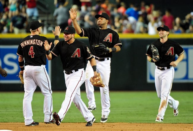 Arizona Diamondbacks vs. San Diego Padres Pick-Odds-Prediction - 9/14/14