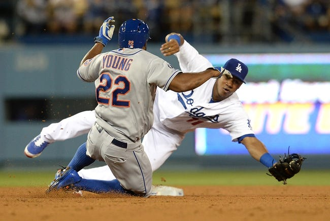 Los Angeles Dodgers vs. New York Mets Pick-Odds-Prediction - 8/24/14