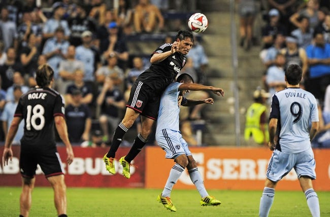 LA Galaxy vs. D.C. United MLS Pick, Odds, Prediction - 8/27/14