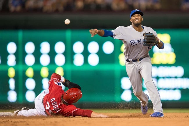 Kansas City Royals vs. Texas Rangers 9/1/14 MLB Pick, Odds, Prediction