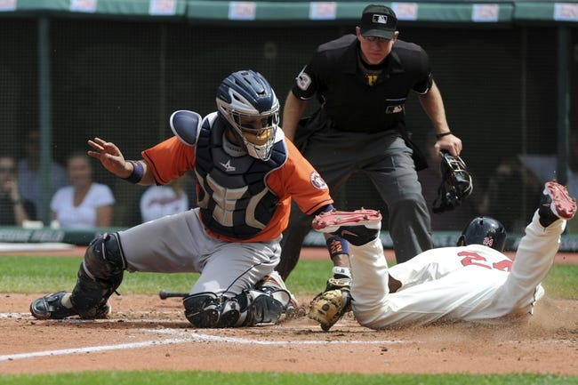Houston Astros vs. Cleveland Indians MLB Pick, Odds, Prediction - 9/16/14