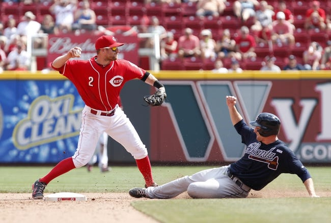 MLB | Cincinnati Reds (10-11) at Atlanta Braves (10-10)