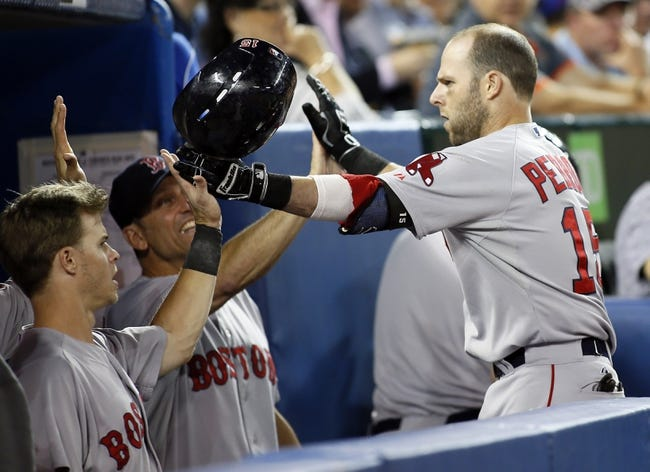 Toronto Blue Jays vs. Boston Red Sox MLB Pick, Odds, Prediction 8/26/14