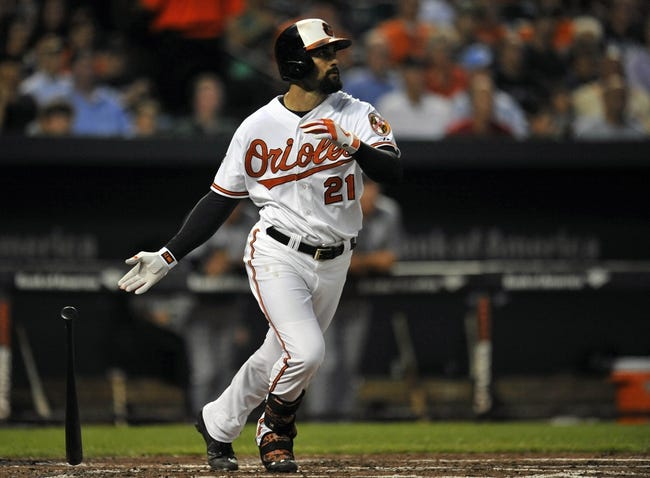 Baltimore Orioles vs. Tampa Bay Rays MLB Pick, Odds, Prediction 8/26/14