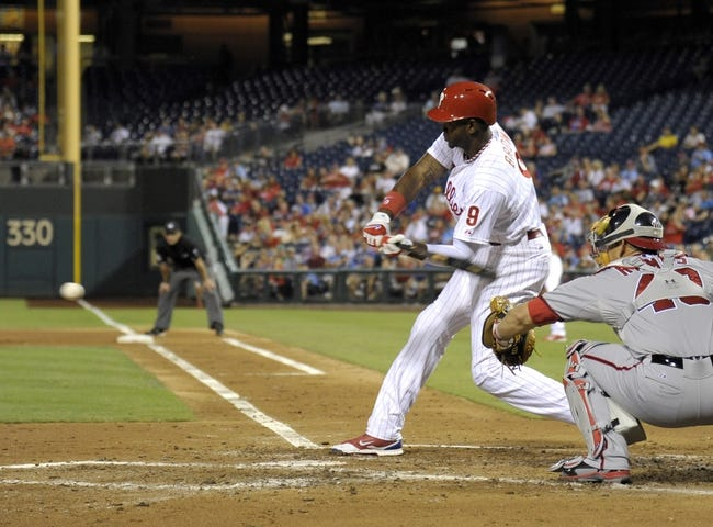 Philadelphia Phillies vs. Washington Nationals MLB Pick, Odds, Prediction - 8/26/14
