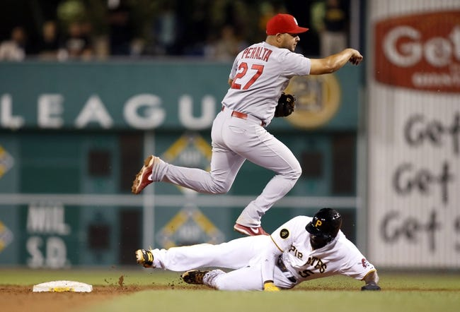 Pittsburgh Pirates vs. St. Louis Cardinals 8/26/14 Free MLB Pick and Odds