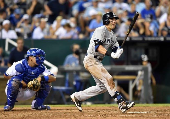 New York Yankees vs. Kansas City Royals MLB Pick, Odds, Prediction - 9/5/14