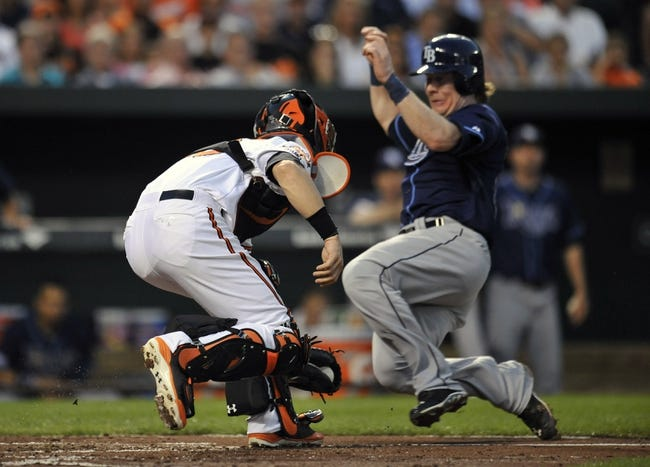 Baltimore Orioles vs. Tampa Bay Rays MLB Pick, Odds, Prediction - 8/27/14