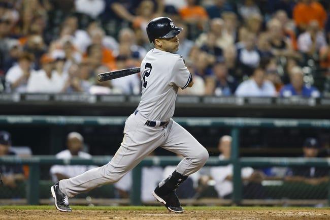 Detroit Tigers vs. New York Yankees 8/27/14 Free MLB Pick and Odds