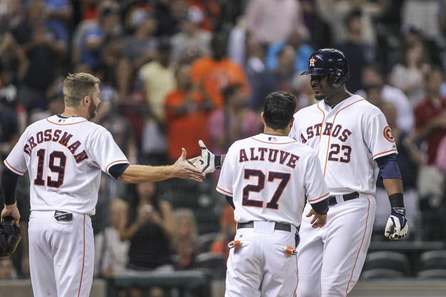 Houston Astros vs. Oakland Athletics 8/27/14 Free MLB Pick