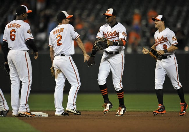 Baltimore Orioles vs. Minnesota Twins MLB Pick, Odds, Prediction 8/29/14