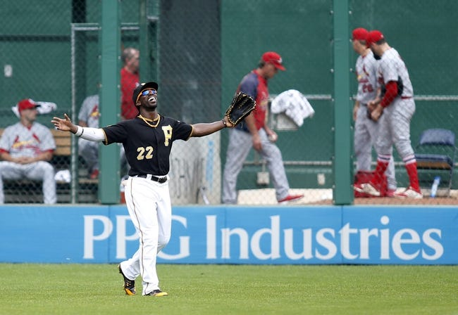 St. Louis Cardinals vs. Pittsburgh Pirates 9/2/14 MLB Pick, Odds, Prediction