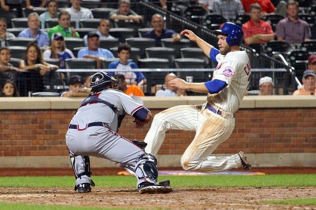 New York Mets vs. Atlanta Braves 8/28/14 Free MLB Pick and Odds