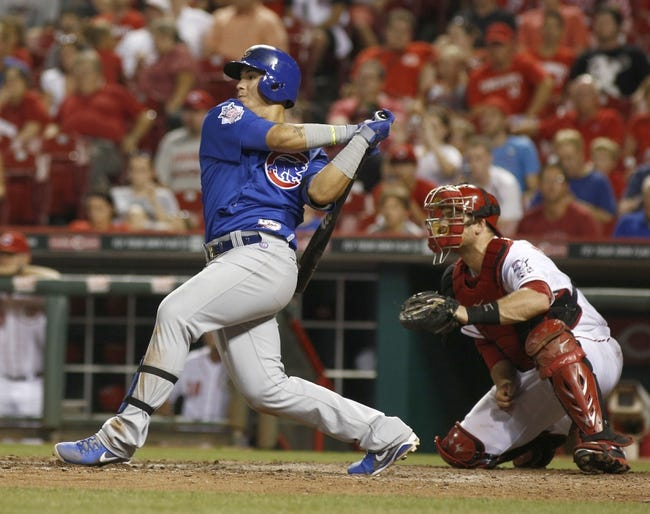 Chicago Cubs vs. Cincinnati Reds Pick-Odds-Prediction - 9/15/14