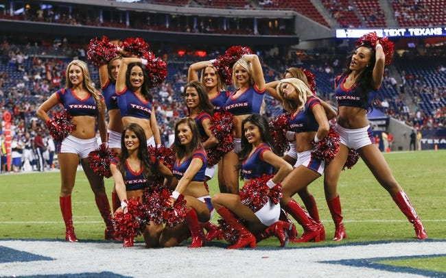 49ers at Texans - 8/15/15 NFL Pick, Odds, and Prediction