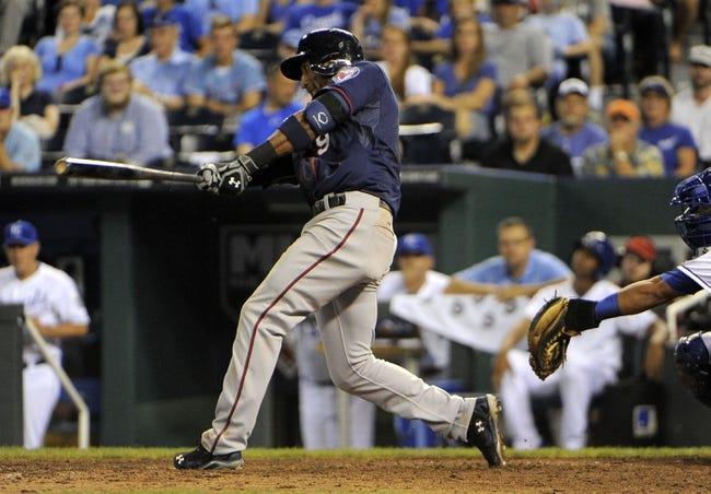 Twins vs. Royals - 4/13/15 MLB Pick, Odds, and Prediction