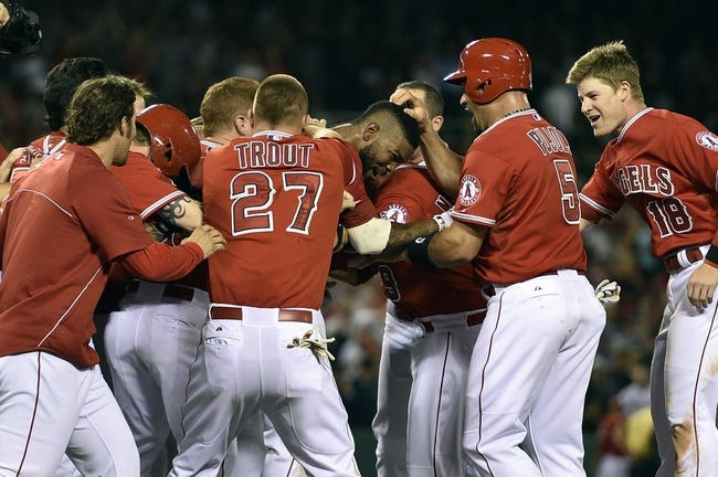Los Angeles Angels vs. Oakland Athletics Pick-Odds-Prediction - 8/29/14