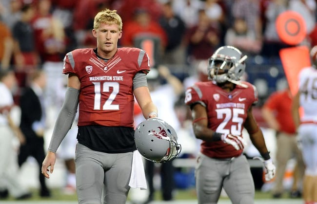 Washington State Cougars vs. Portland State Vikings CFB Pick, Odds, Prediction - 9/13/14