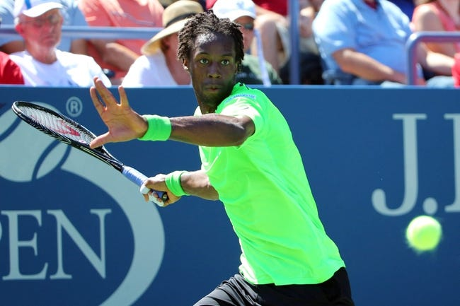 Gael Monfils vs. Richard Gasquet 2014 US Open Pick, Odds, Prediction