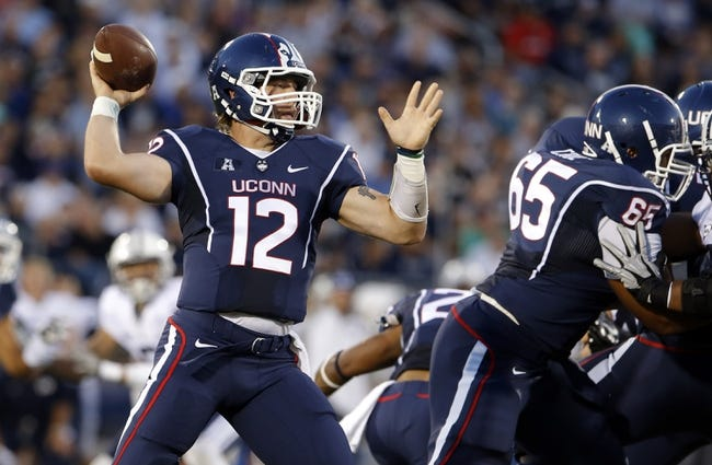 Connecticut Huskies vs. Boise State Broncos Pick-Odds-Prediction - 9/13/14