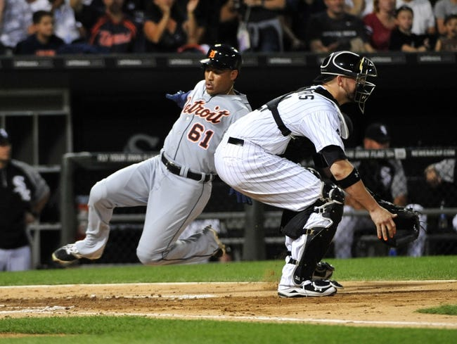 Chicago White Sox vs. Detroit Tigers 8/30/14 Game 1 MLB Pick, Odds, Prediction