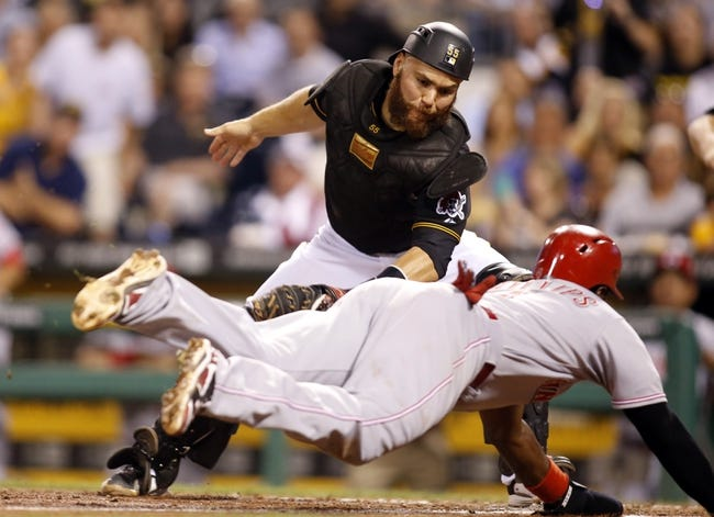 Pittsburgh Pirates vs. Cincinnati Reds 8/31/14 MLB Pick, Odds, Prediction
