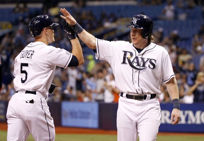Tampa Bay Rays vs. Boston Red Sox MLB Pick, Odds, Prediction 8/31/14