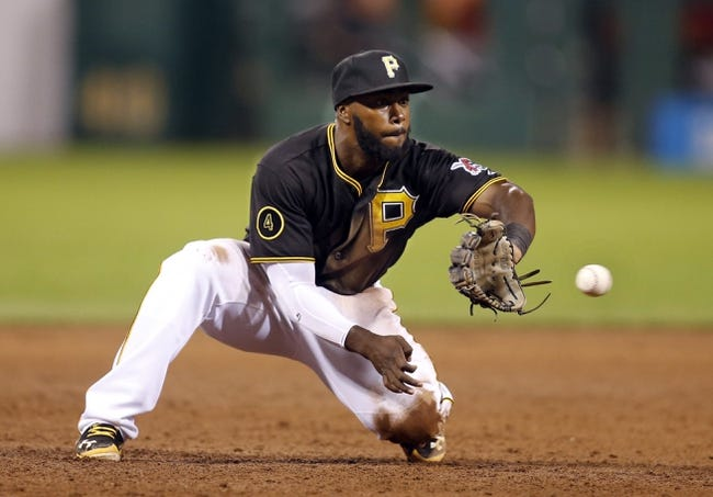 Pittsburgh Pirates vs. Cincinnati Reds 8/30/14 MLB Pick, Odds, Prediction