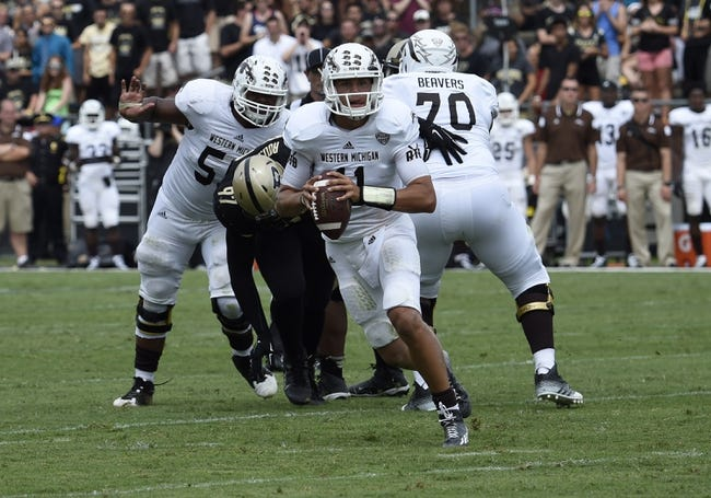 Western Michigan Broncos vs. Ohio Sate Buckeyes - 9/26/15 College Football Pick, Odds, and Prediction
