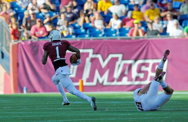 Massachusetts Minutemen vs. Bowling Green Falcons Pick-Odds-Prediction - 9/27/14