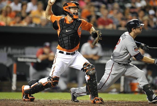 Baltimore Orioles vs. Minnesota Twins MLB Pick, Odds, Prediction - 8/31/14