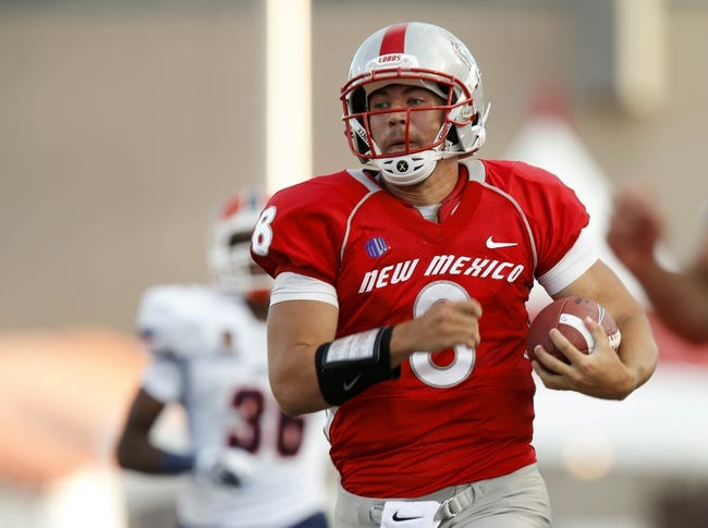 New Mexico Lobos vs. Arizona State Sun Devils Pick-Odds-Prediction - 9/6/14