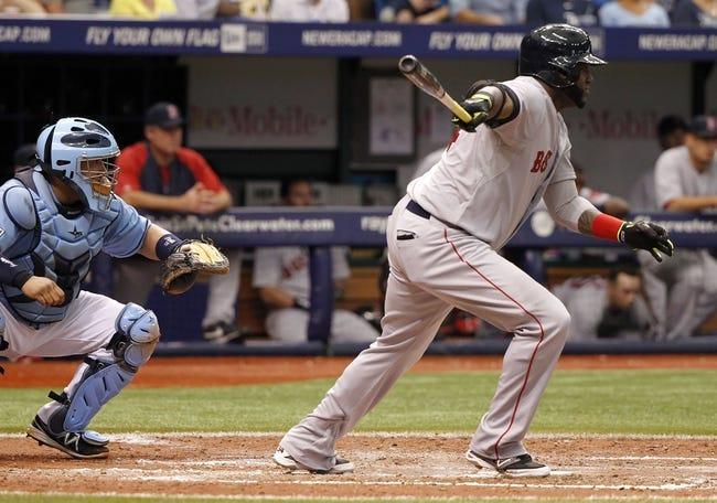 Tampa Bay Rays vs. Boston Red Sox MLB Pick, Odds, Prediction - 9/1/14