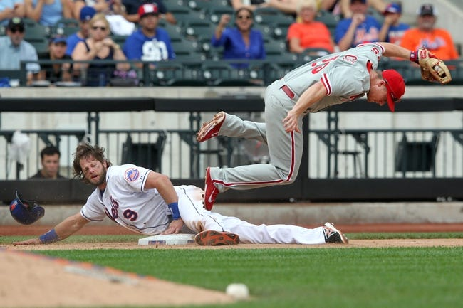 Mets vs. Phillies - 4/13/15 MLB Pick, Odds, and Prediction