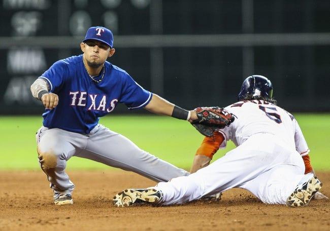 Texas Rangers vs. Houston Astros MLB Pick, Odds, Prediction - 9/22/14