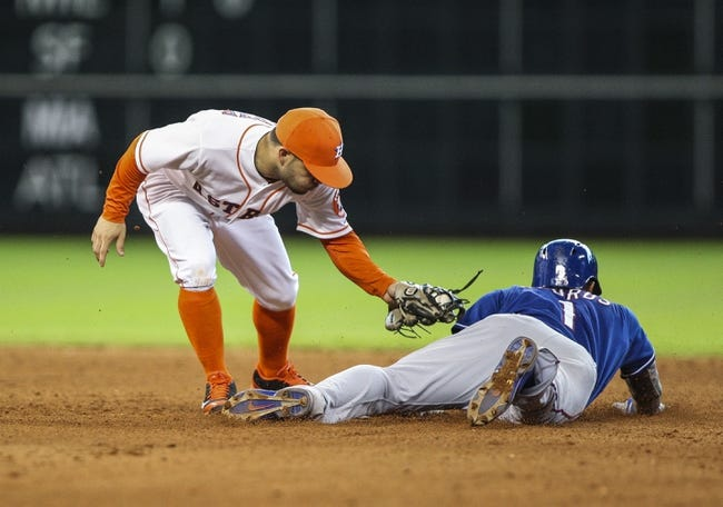 Texas Rangers vs. Houston Astros MLB Pick, Odds, Prediction - 9/24/14