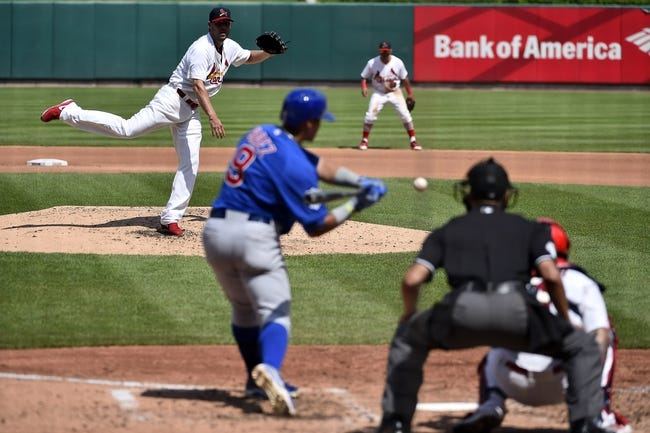 Chicago Cubs vs. St. Louis Cardinals MLB Pick, Odds, Prediction - 9/22/14
