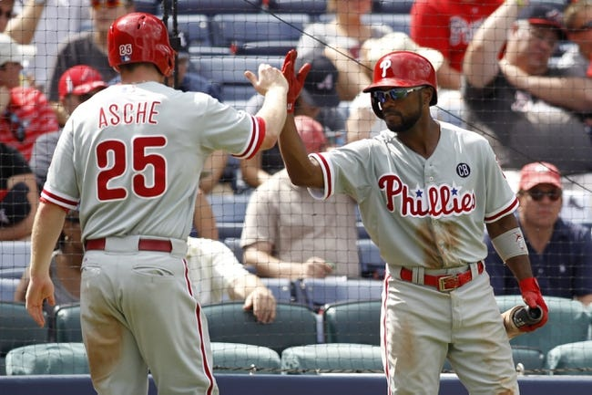 Atlanta Braves vs. Philadelphia Phillies MLB Pick, Odds, Prediction - 9/3/14