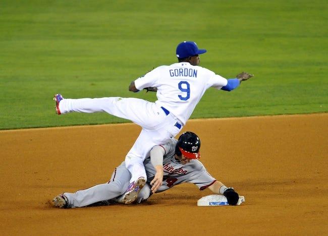 Los Angeles Dodgers vs. Washington Nationals MLB Pick, Odds, Prediction - 9/2/14